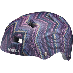 KED Risco Helmet knit matt